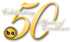 Celebrating 50 Years of Excellence